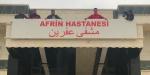 Afrinin sağlığı Türk hekimlerine emanet