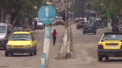 Afrin'de ticaret canlanıyor