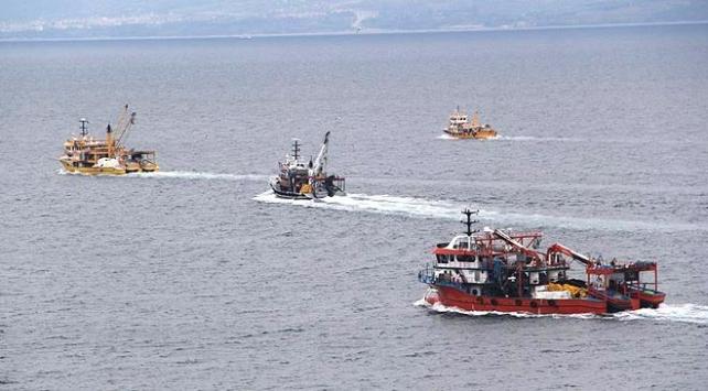 Karadenizli balıkçılar istedikleri av miktarına ulaşamadı