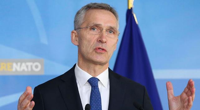 NATO: Suriyede yürütülen operasyonu destekliyoruz