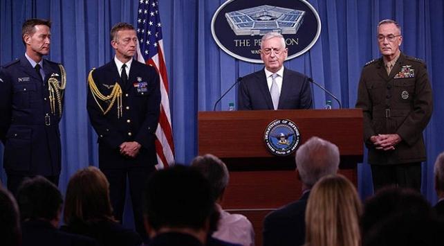 ABD Genelkurmay Başkanı: Sadece rejim hedeflerini vurduk, Rusyaya ait hedefleri vurmadık
