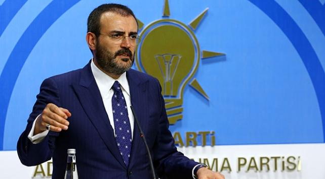 AK Parti Sözcüsü Mahir Ünal: Bize operasyondan önce bilgi verildi