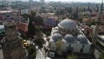 """Osmanlıdan yadigar 4 asırlık """"taş papatya"""" yenileniyor"""