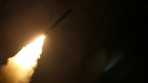 ABD, Suriye'deki operasyonun ilk görüntülerini yayınladı
