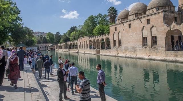 Peygamberler şehri Şanlıurfada turizm bereketi