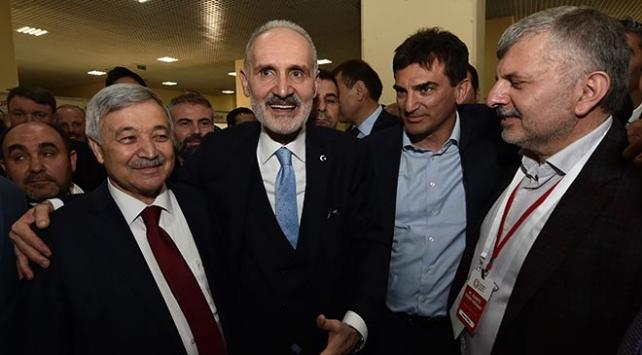 İstanbul Ticaret Odasının yeni başkanı Şekib Avdagiç oldu
