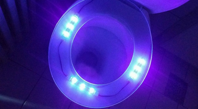 Genç mucit umumi tuvaletlere bahar temizliği getirecek