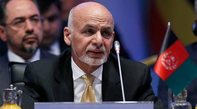 Afganistan Devlet Başkanı Gani, Talibana barış çağrısını yineledi