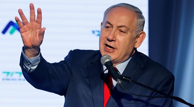 İsrail Başbakanı Netanyahudan Suriye operasyonuna destek