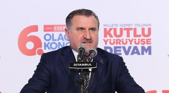 Gençlik ve Spor Bakanı Bak: Zeytin Dalı Harekatı bir destandır