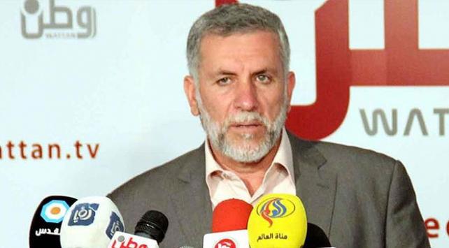İsrail askerleri Hamas liderlerinden Tavili gözaltına aldı