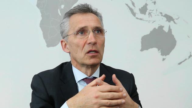 NATO Genel Sekreteri Stoltenbergden Zeytin Dalı değerlendirmesi