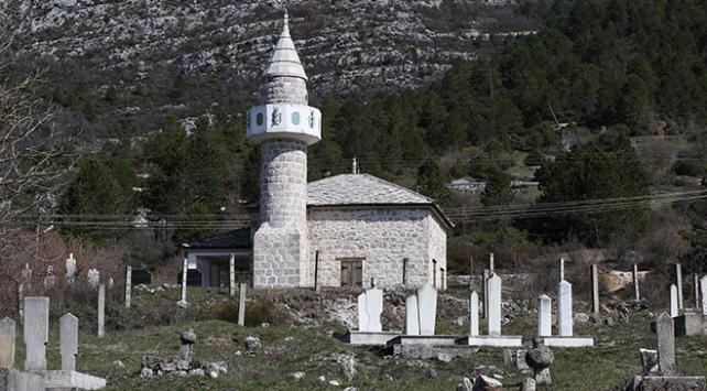 500 yıllık cami 6 kez küllerinden doğdu