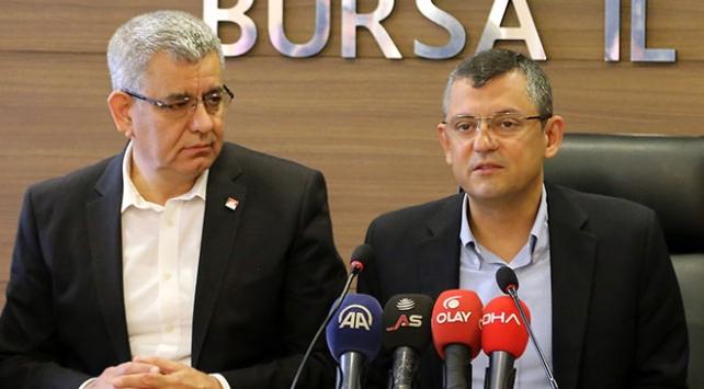 CHP Grup Başkanvekili Özel: Kimyasal silahı kim kullanıyorsa karşısındayız
