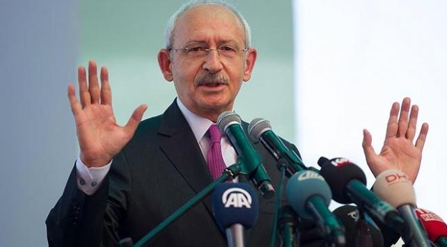 CHP Genel Başkanı Kılıçdaroğlu: Suriyedeki bu sorunu Türkiye, İran ve Irak birlikte çözmeli