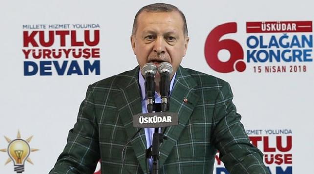 Cumhurbaşkanı Erdoğan: Artık Suriyede Türkiyesiz hiçbir adım mümkün değil