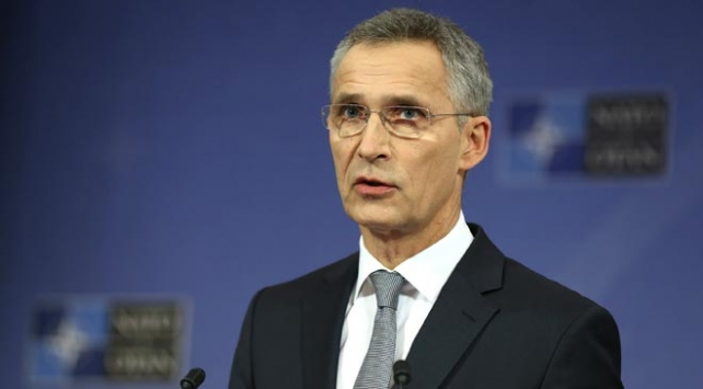 NATO Genel Sekreteri Stoltenberg Türkiyede