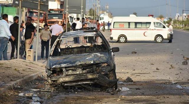 Irakta Türkmenlerin konvoyuna bombalı araçla saldırı