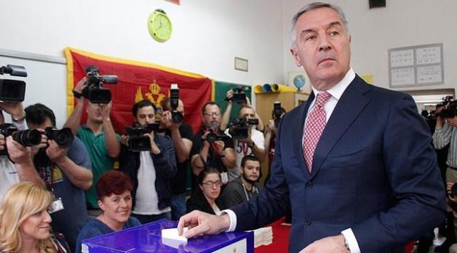Karadağda Milo Djukanovic ikinci kez ülkenin Cumhurbaşkanı oldu