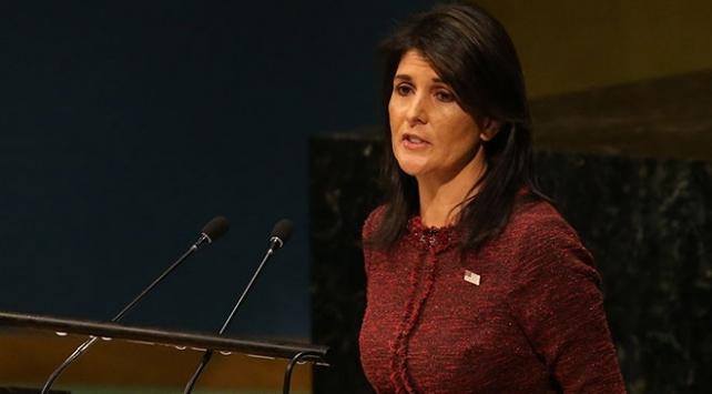 ABD, amaçlarını gerçekleştirmeden Suriyeden çıkmayacak