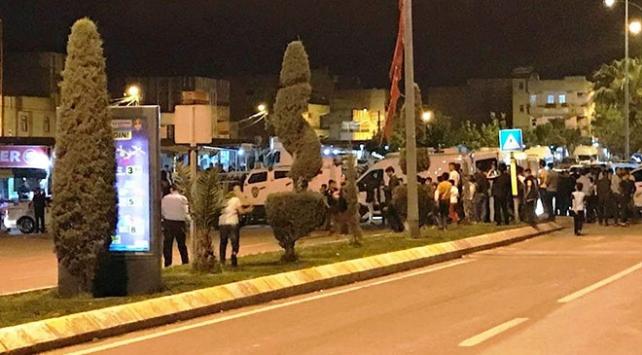 Şanlıurfada Eyüp Peygamber Makamı önünde bomba paniği