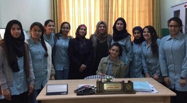 Filistinli öğrenciler 23 Nisan için Türkiyeye geliyor