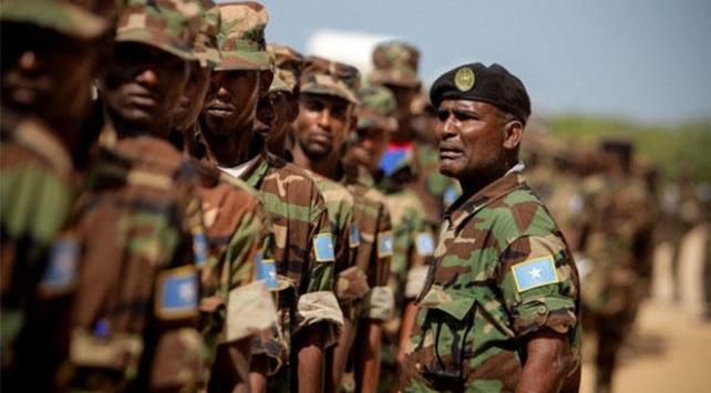 BAE Somalideki askeri eğitim programını sonlandırdı