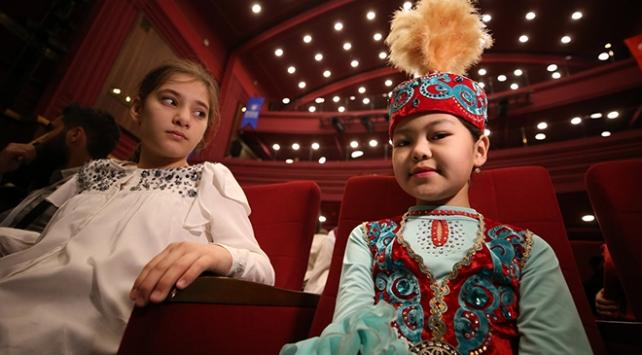 TRT Çocuk Şenliğinde 40 ülkeden 800 çocuk ağırlanıyor