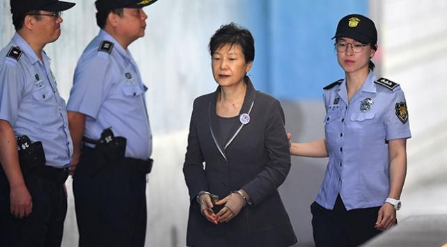 Güney Korede eski Devlet Başkanı Park temyizden vazgeçti