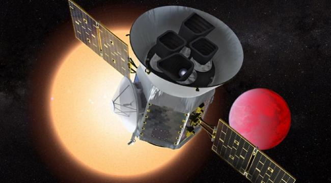 NASAnın yeni gezegen avcısı yola çıkıyor