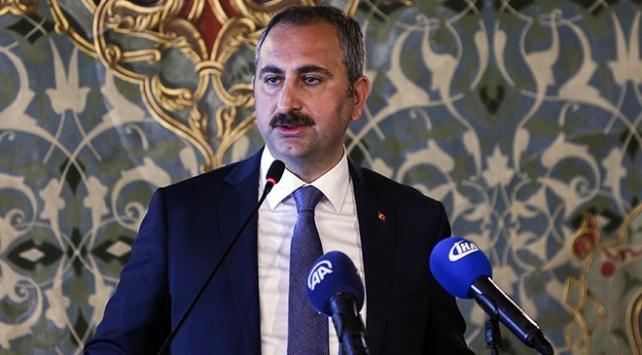 Adalet Bakanı Abdulhamit Gül: 16 Nisan çok tarihi bir fırsat oldu
