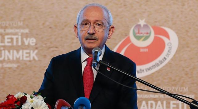 CHP Genel Başkanı Kemal Kılıçdaroğlu: Demokrasiden yana olanları kucaklayarak süreci aşacağız