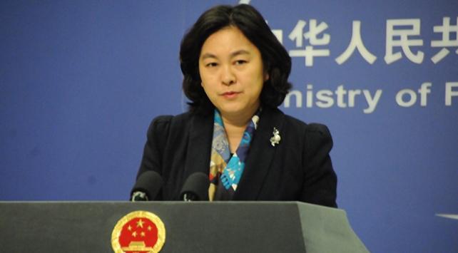 """Çin, Suriye operasyonunu düzenleyen ülkeleri """"sorumsuz"""" olarak değerlendirdi"""
