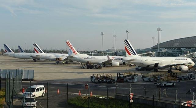Air Franceta grev devam ediyor: Uçuşların yüzde 45i iptal