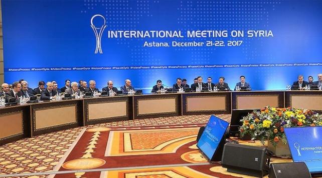İran: Operasyona rağmen Astana görüşmeleri devam etmeli