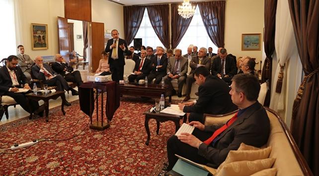 NATO PA Türk heyeti, Suudi Arabistan temaslarına devam ediyor