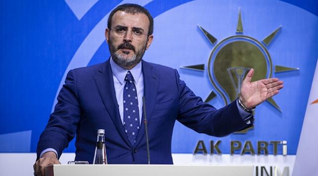 AK Parti Sözcüsü Ünal: Temayülümüz Cumhurbaşkanı adayının milletvekili adayı olmaması