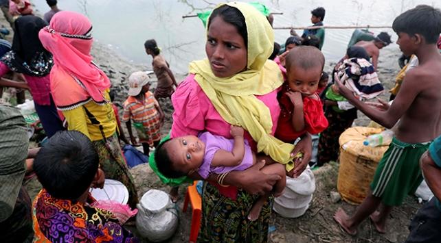"""Myanmar ordusu Birleşmiş Milletlerin """"utanç listesine girdi"""
