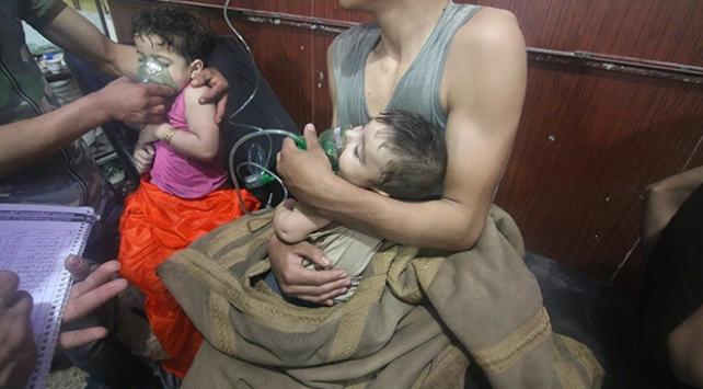 ABD: Rusya ya da Suriye, Dumadaki delilleri bozmuş olabilir