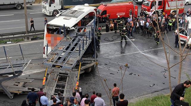 3 ayda 722 kişi trafik kazalarında hayatını kaybetti