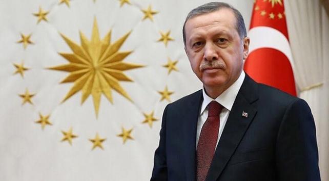 Cumhurbaşkanı Erdoğan, 8. Cumhurbaşkanı Özalı andı