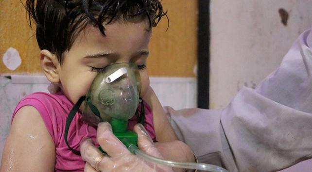 Kimyasal Silahların Yasaklanması Örgütü, yarın Dumaya giriyor