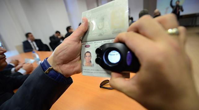 """Antalya Havalimanında güvenlik """"şahin"""" gözleri ile sağlanıyor"""