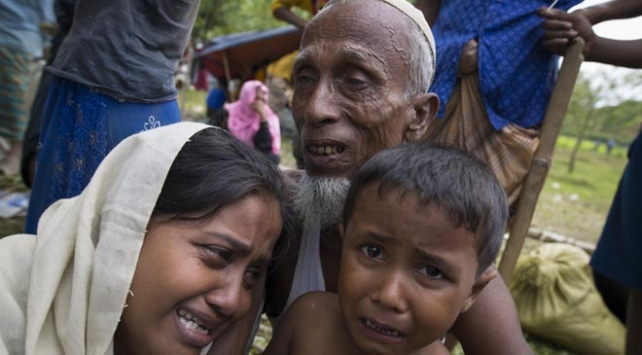 Myanmardaki durumu Uluslararası Ceza Mahkemesine bildirme çağrısı