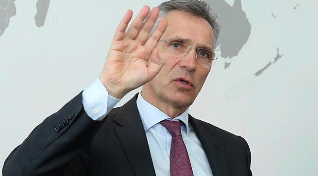 NATO Genel Sekreteri: Tüm terör örgütlerinin geri gelmesini ve Irakı tehdit etmesini önlemeliyiz
