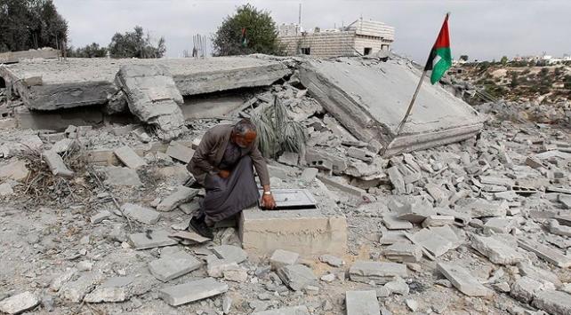İsrail, Arap köyü Arakibi 127nci kez yıktı