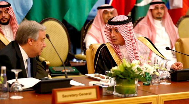 Suudi Arabistan Suriyeye asker göndermeye hazır