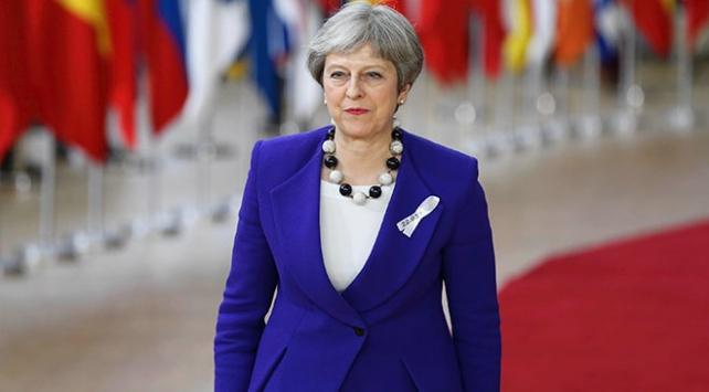 İngiltere Başbakanı Mayden parlamentoya Suriye açıklaması