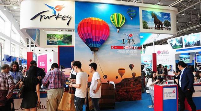 """Çinde """"2018 Türkiye Turizm Yılı"""" başladı"""