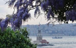 İstanbulda erguvan zamanı